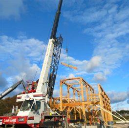 BC Crane Corp